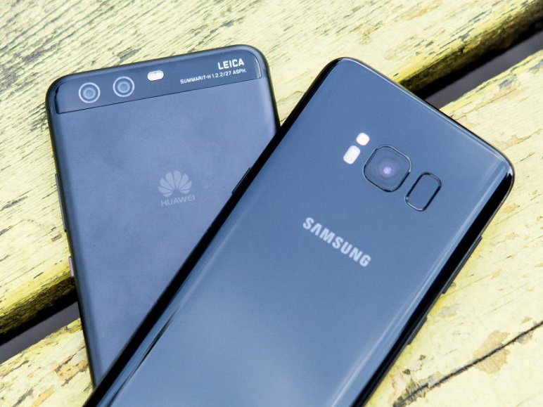 Huawei победила Samsung