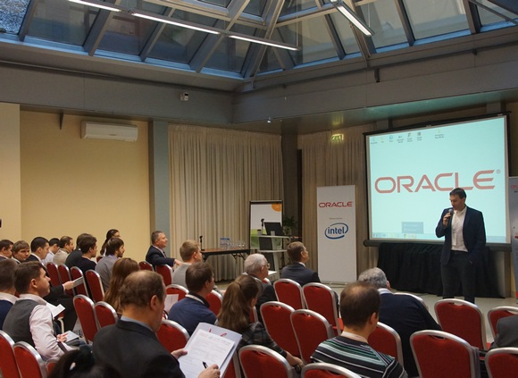 Oracle Innovation Day в Санкт-Петербурге
