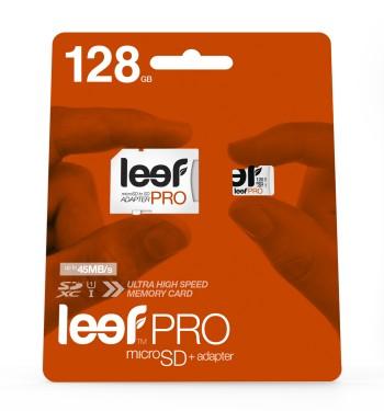Leef Technology представляет карты памяти Leef PRO