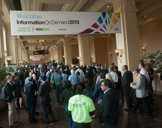 IBM Information On Demand '2013