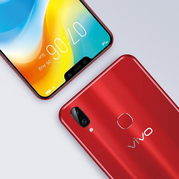 Безрамочный Vivo с«умной» камерой предлагается за15 тыс. руб.